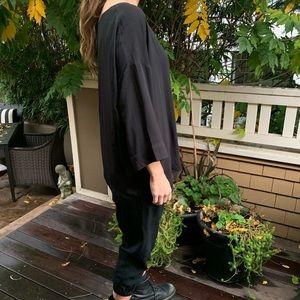 babaton oversized tunic